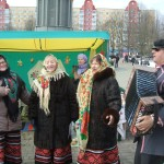 Проводы зимы в Полоцке