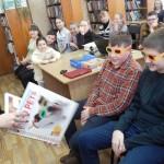 Promo-акция в библиотеке-филиале №8