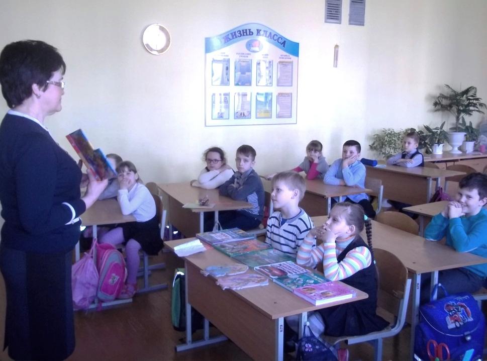 Библиофреш в филиал №8