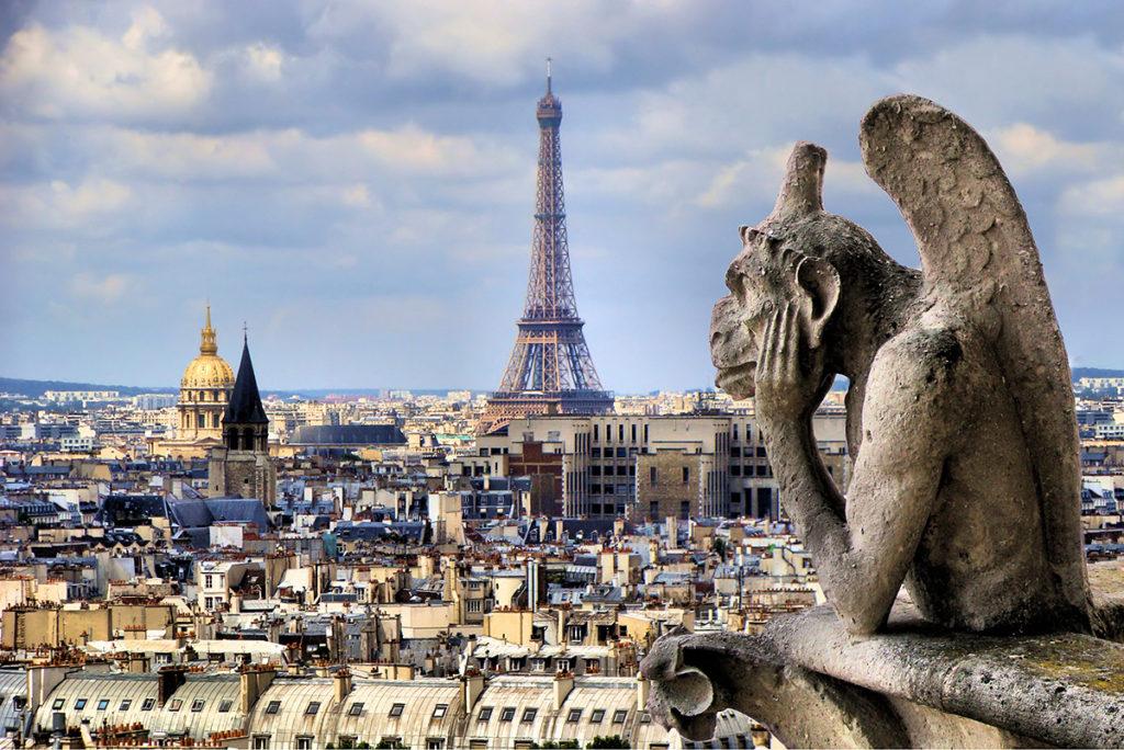 Париж и парижане