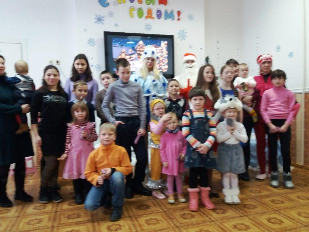 """""""Весёлое новогодье"""" в детской библиотеке"""